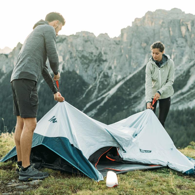 Decathlon 2-Seconds Easy Tent   DudeIWantThat.com