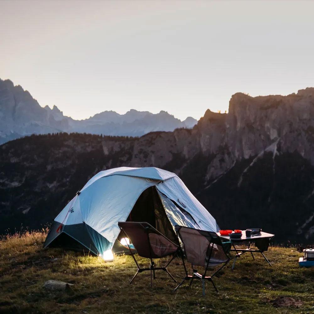 Decathlon 2-Seconds Easy Tent | DudeIWantThat.com