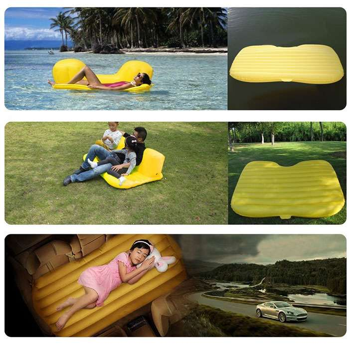 Inflatable Car Bed Price