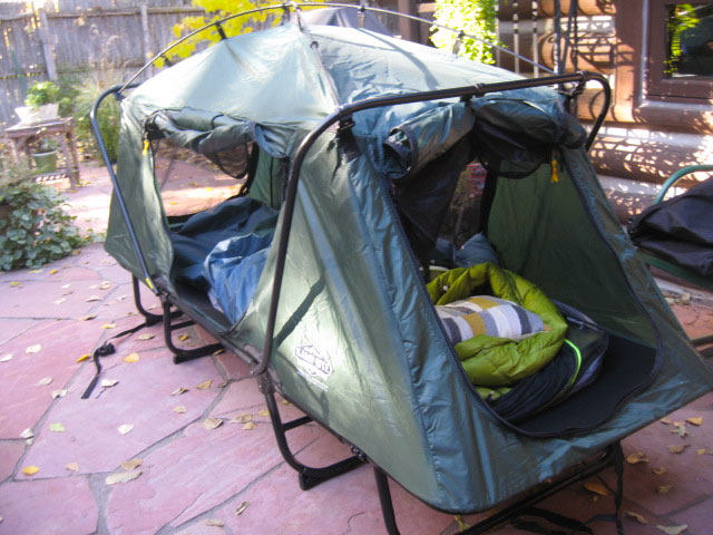 Kamp Rite Oversize Tent Cot Dudeiwantthat Com