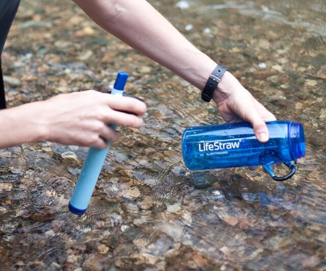 Lifestraw Go Water Filtration Bottle Dudeiwantthat Com