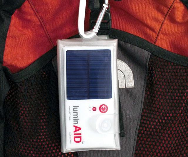 Luminaid Solar Powered Inflatable Light Dudeiwantthat Com