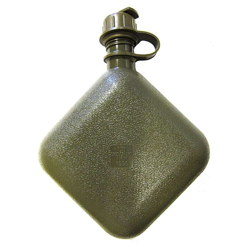 military issue water canteen dudeiwantthatcom