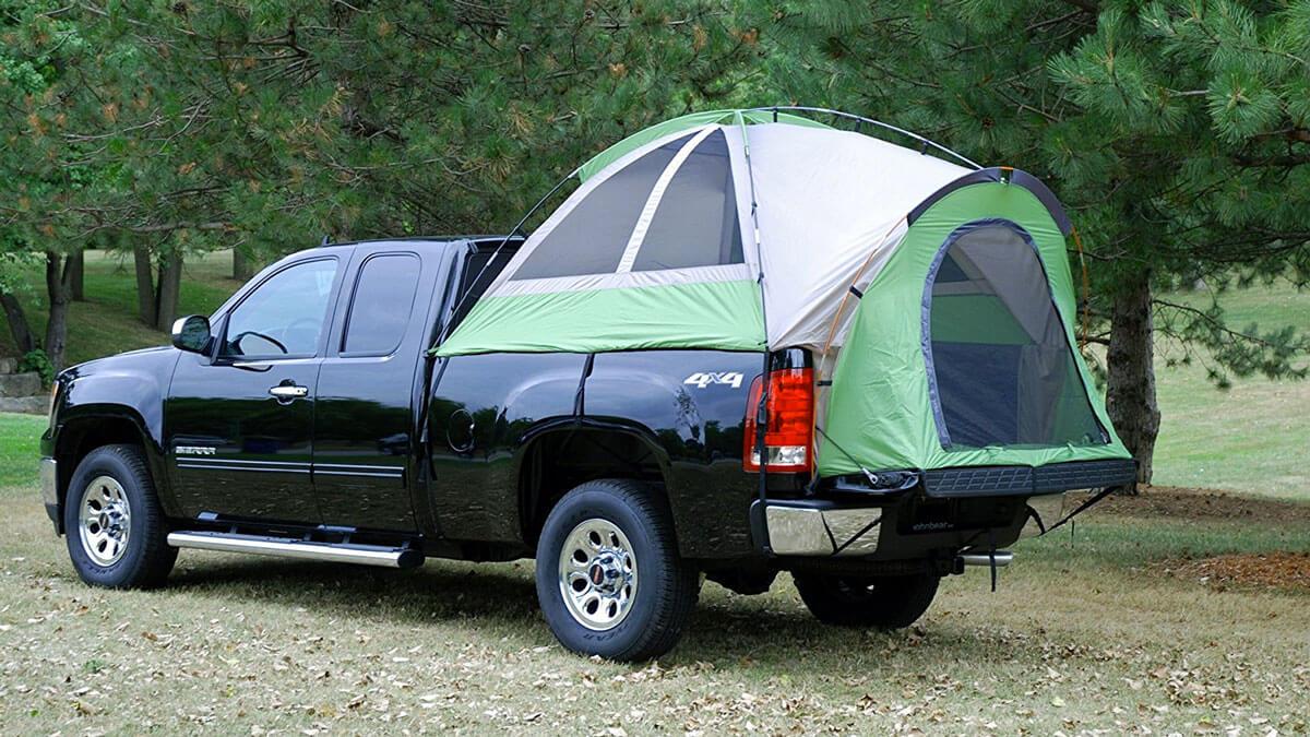 Camping On Long Island Maine