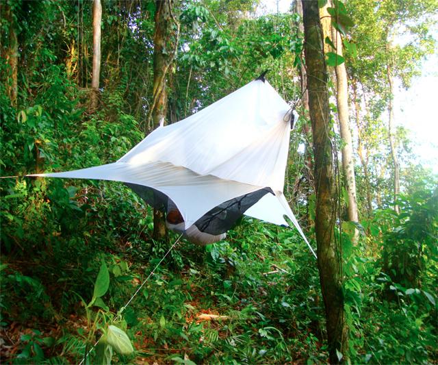 Nube Hammock Shelter ... - Nube Hammock Shelter DudeIWantThat.com