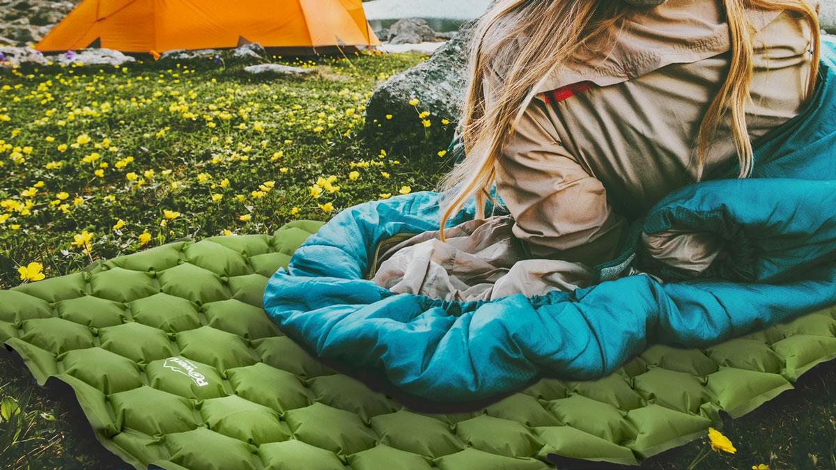 PowerLix Ultralight Inflatable Sleeping Pad