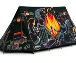 The Campfire Tent
