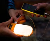 BioLite NanoGrid Lighting & Charging System