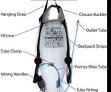 Day One WaterBag - 10L Purifier