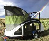 Earth Traveler Ultralight Teardrop Trailers