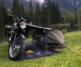 Goose, Wingman of the Road Motorcycle Tent