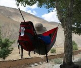 Hacked Pack Hammock Backpack