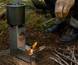 Hot Ash Stove