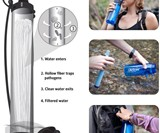 LifeStraw Go Water Filtration Bottle