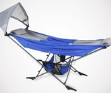 Mock ONE Portable Folding Hammock with Stand