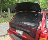 Skeeter Beater Magnetic Window Screens for Car Camping