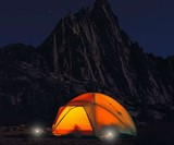 StakeLight LED Tent Stakes