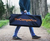 The Camperbox - Backseat Bed in a Bag