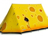 The Cheese Wedge Tent