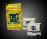 TravelJohn Disposable Personal Urinals