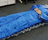 Wearable Futon
