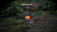 BioLite Base Camp Stove