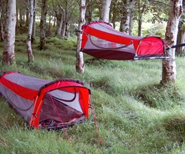 Crua Hybrid High-Low Tent