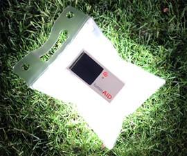 LuminAID - Solar-Powered Inflatable Light