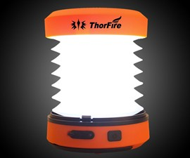 ThorFire USB & Hand Crank Lantern