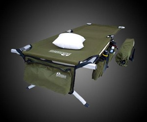Military-Style Crash Cot