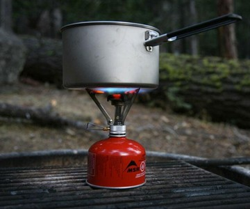 Pocket Rocket Stove >> Pocket Rocket Stove
