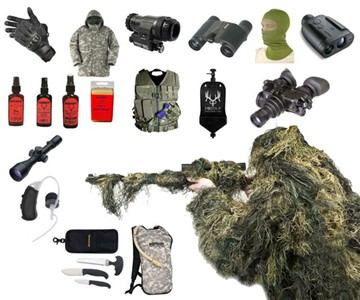 The $20,000 Invisible Man Kit