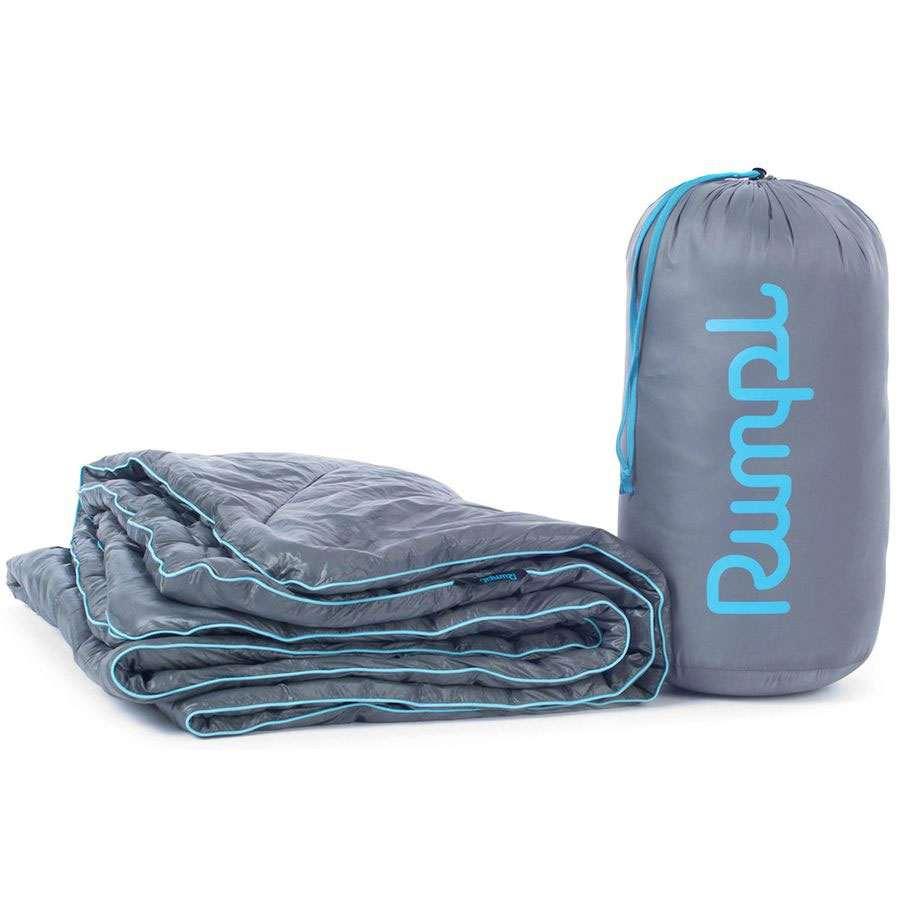 Rumpl Puffy Coat Blanket Dudeiwantthat Com