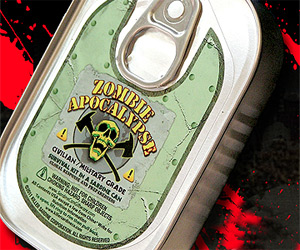 Sardine Can o' Zombie Apocalypse Survival