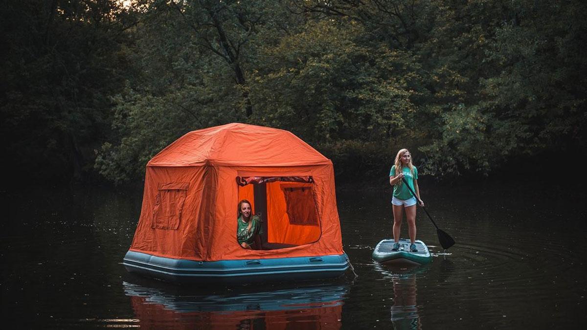 Floating Raft S Padre Island