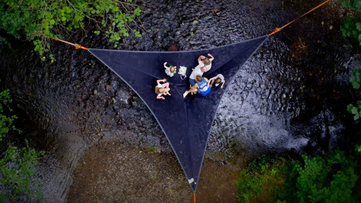 Tentsile Trillium XL - 6-Person Hammock