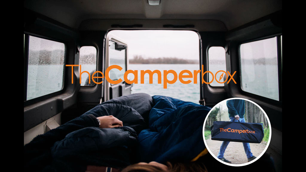 The Camperbox Backseat Bed In A Bag Dudeiwantthat Com