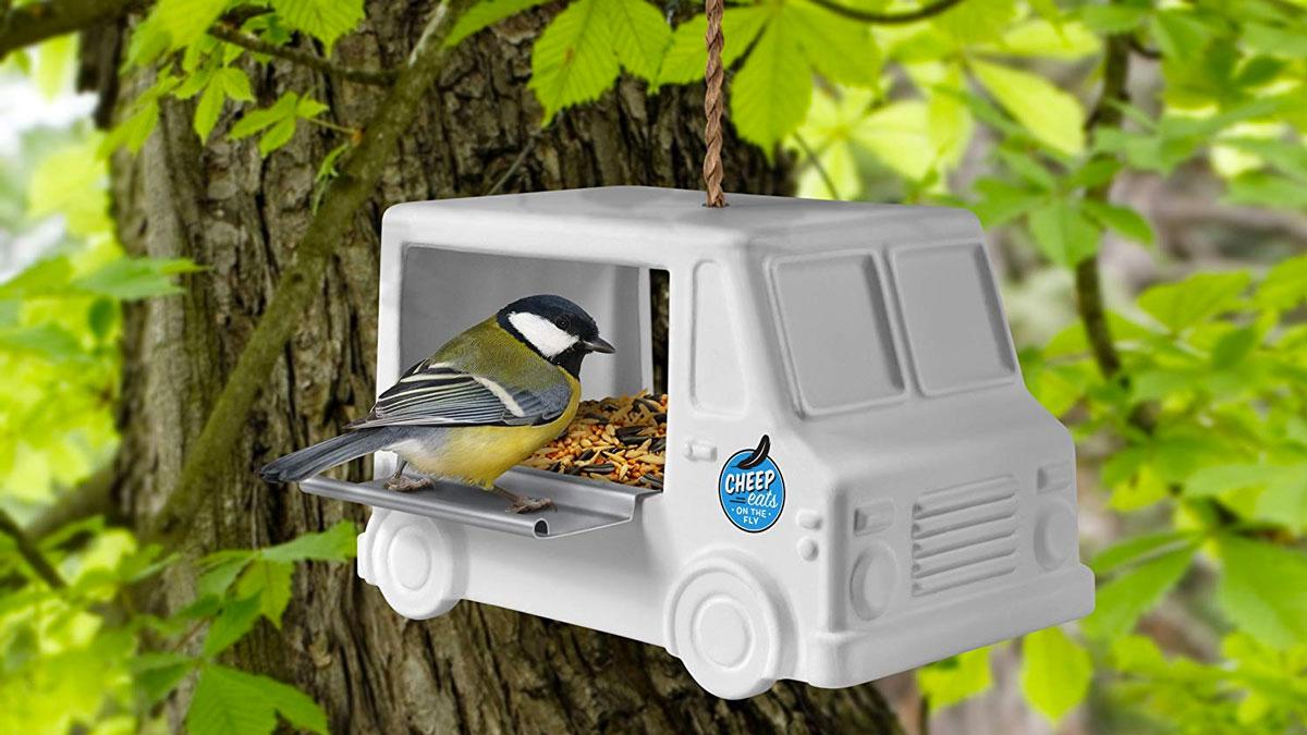Food Truck Bird Feeder