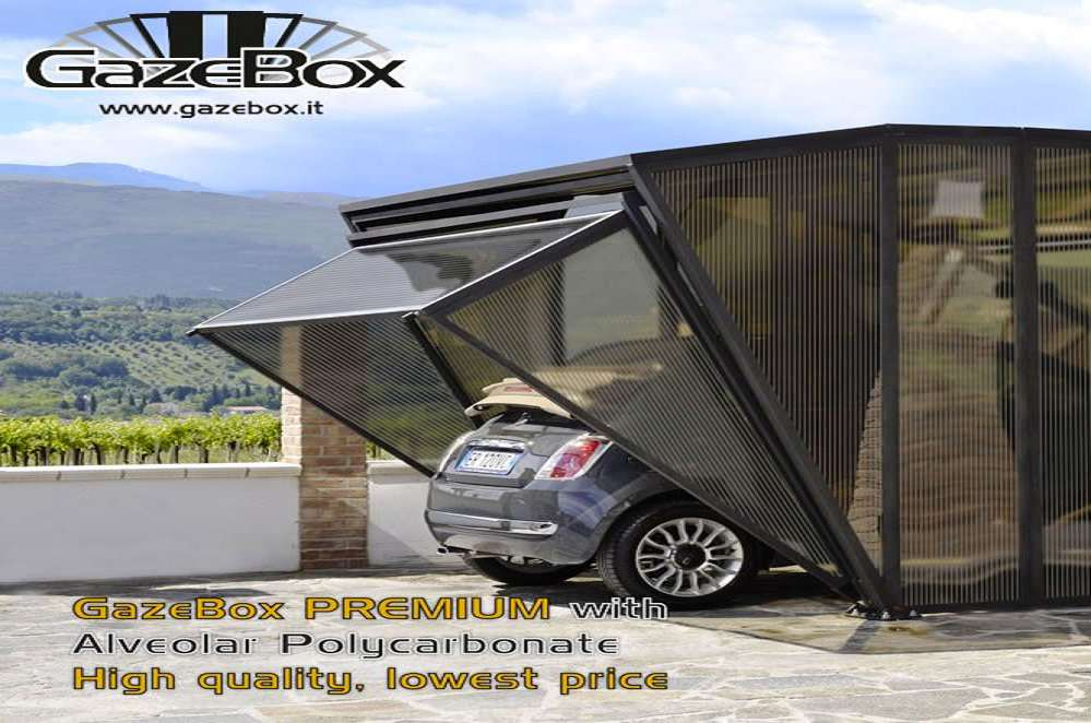 Gazebox Retractable Garage Dudeiwantthat Com