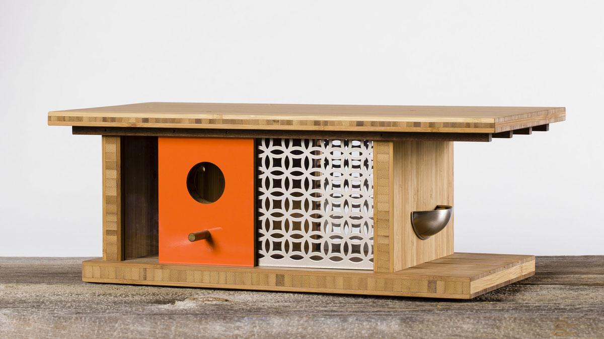 Modern Birdhouses; Modern Birdhouses ...