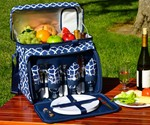 4-Person Picnic Cooler