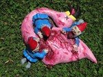 Zombie Gnomes: Bye Bye Birdie-1741