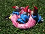 Zombie Gnomes: Bye Bye Birdie-2686