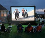 CineBox Backyard Theater System