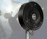 Portable Hoseless Misting Fan
