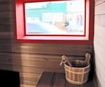 Sauna Box Interior