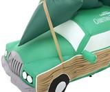 8' Inflatable Christmas Vacation Station Wagon