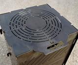 Bad Idea Pyro Cage Incinerator