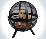 Ball of Fire Outdoor Fireplace