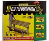 Flip Top Convertible BenchTable